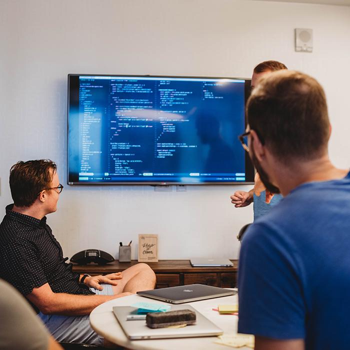 Team design critique