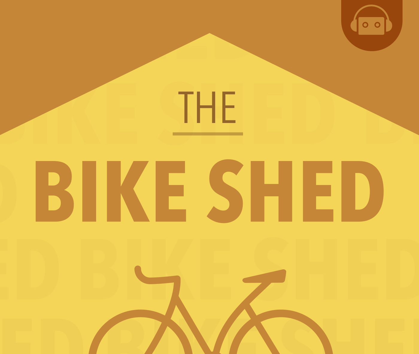 <p>Bike Shed Podcast Cover</p>