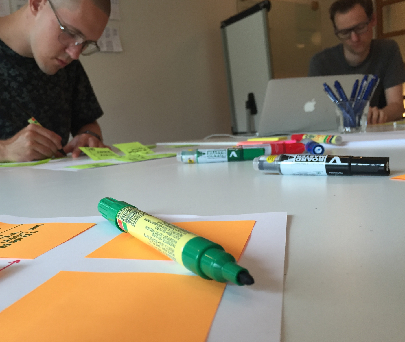 <p>Product Design Sprint activities</p>